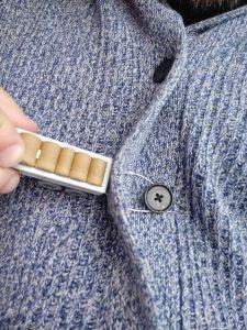 abrochabotones impreso en 3d